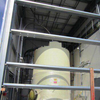 35 Ton Polyethylene Briner at Major Municipality