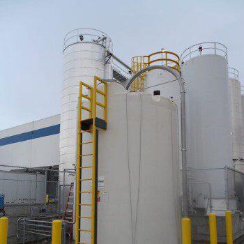 Polyethylene Brine Storage Tank