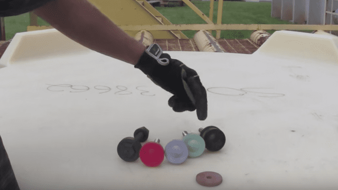 How to Identify Gaskets and Bolts for Polyethylene Tanks