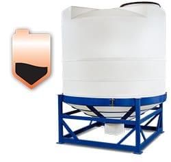 Cone-Bottom Tanks