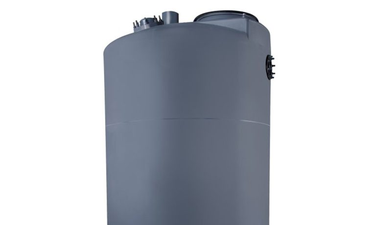 Vertical Tank with IMFO