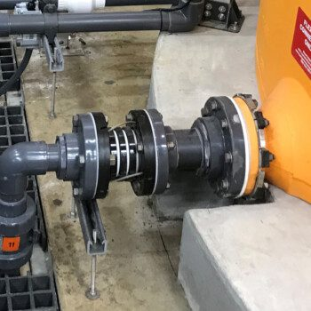4 Inch IMFO Fitting with PTFE Expansion Joint